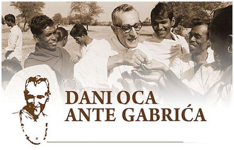 PROGRAM   Dani o. Ante Gabrića od 22. do 28. veljače