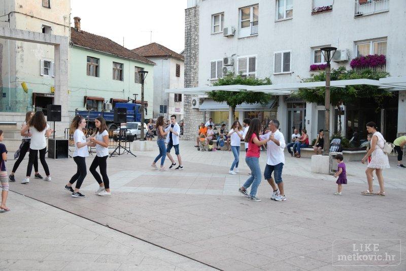 Počinju ljetne radionice plesne škole Calypso na Trgu kralja Tomislava
