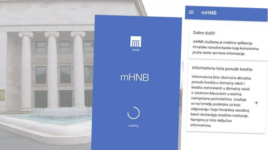 Hnb Ima Aplikaciju Na Kojoj Možete Usporediti Sve što Vam
