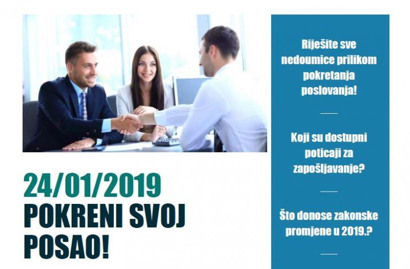 NAJAVA | Antea Kaleb – poslovno savjetovanje: Pokreni svoj posao!