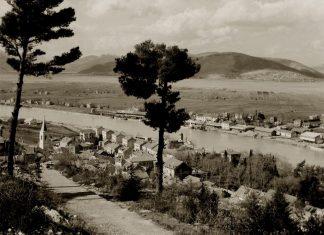 Metkovic oko 1950. godine