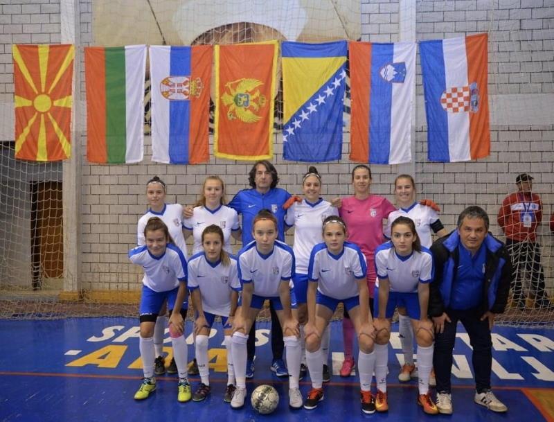 ŽNK Neretva igra s Crvenom zvezdom u četvrtfinalu međunarodnog turnira u Pljevlji