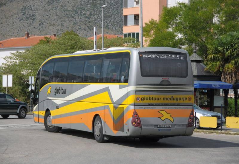 Autobusi Na Liniji Mostar Međugorje Vrgorac Zagreb Vraceni S