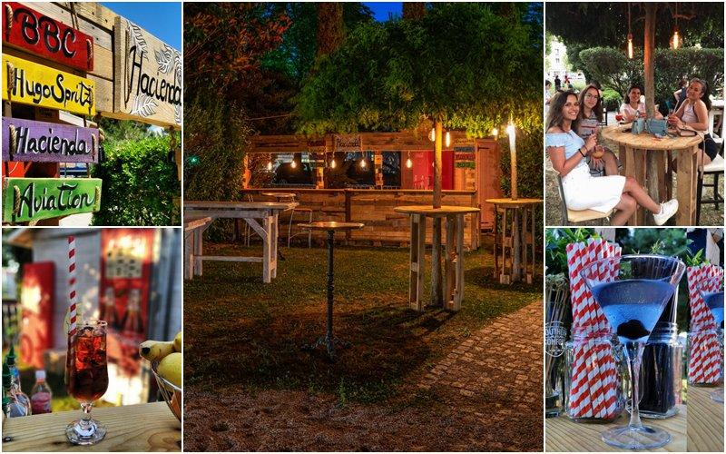 NOVO U GRADU! Ljetni bar Hacienda – idealno mjesto za opuštene ljetne večeri