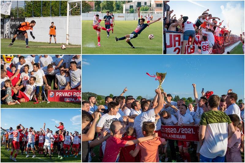 Povijesni uspjeh – ONK Metković je prvak Prve županijske nogometne lige