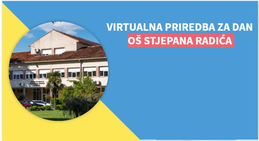 Virtualna proslava Dana OŠ Stjepana Radića