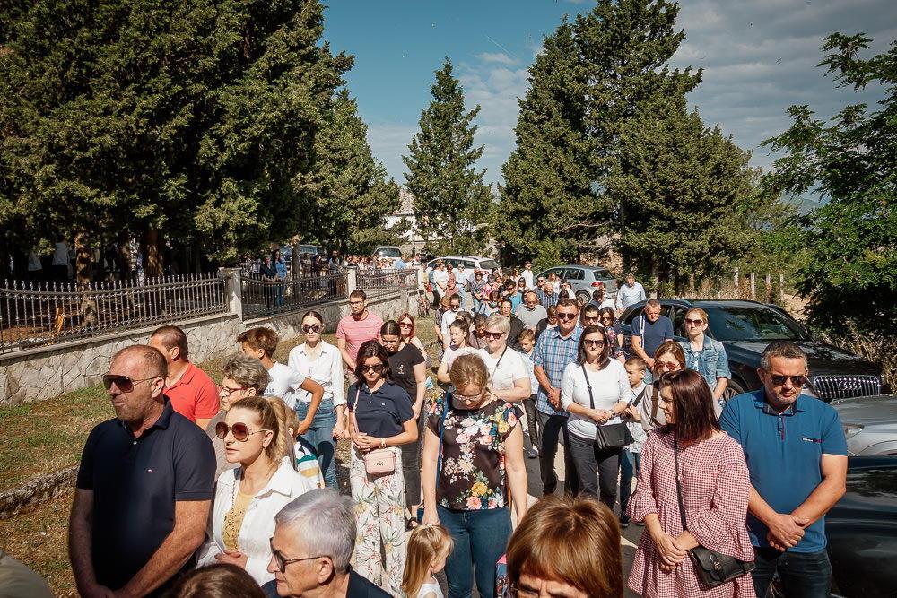 FOTOGALERIJA Proslava Blagdana sv. Ante na Dubravici